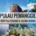 Pulau Pemanggil: Deep-Sea Fishing & Scuba Diving