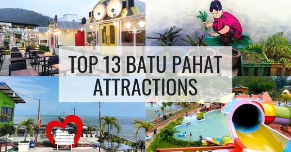Top 13 Batu Pahat Attractions